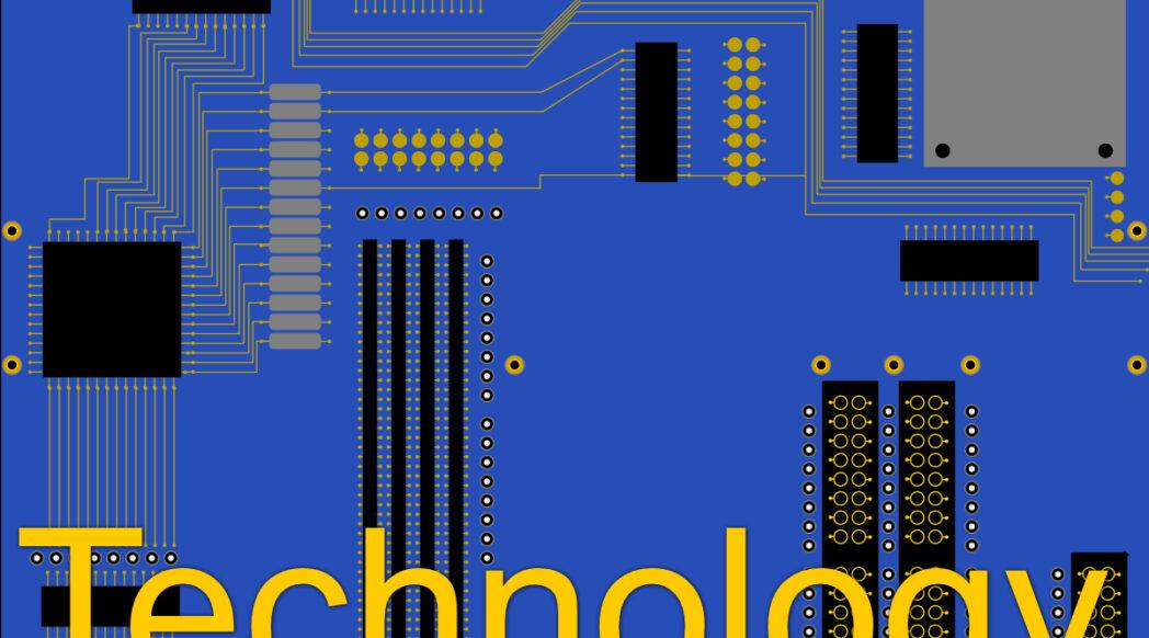 Technology column header image